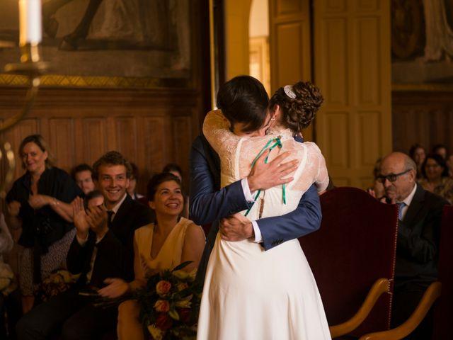 Le mariage de Charles et Margot à Saint-Denis, Deux-Sèvres 11