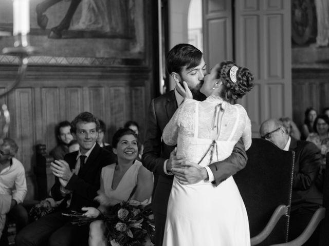 Le mariage de Charles et Margot à Saint-Denis, Deux-Sèvres 12