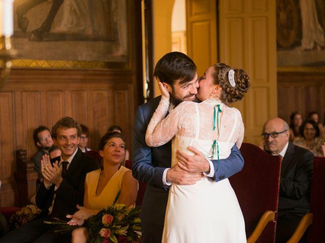 Le mariage de Charles et Margot à Saint-Denis, Deux-Sèvres 13