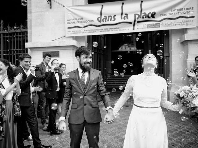 Le mariage de Charles et Margot à Saint-Denis, Deux-Sèvres 16