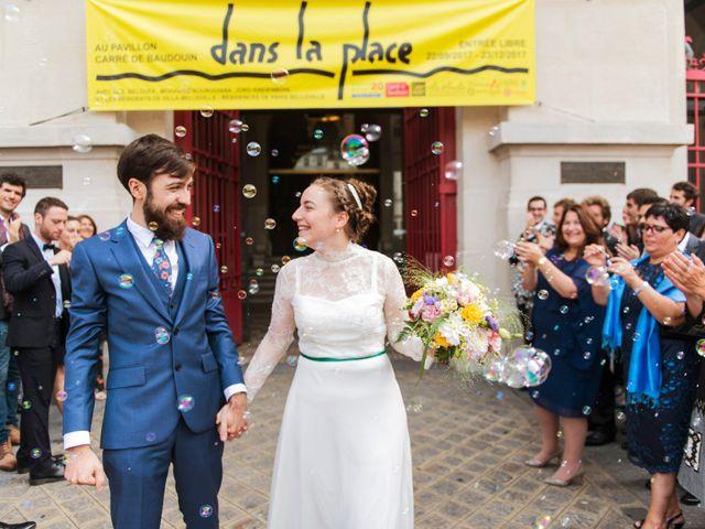 Le mariage de Charles et Margot à Saint-Denis, Deux-Sèvres 17