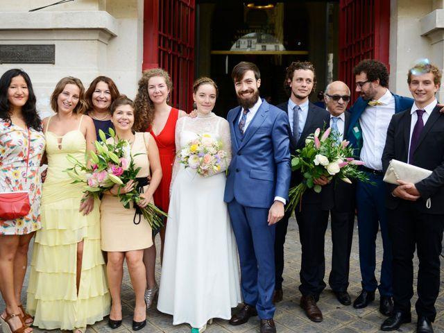 Le mariage de Charles et Margot à Saint-Denis, Deux-Sèvres 21