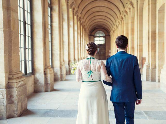 Le mariage de Charles et Margot à Saint-Denis, Deux-Sèvres 35