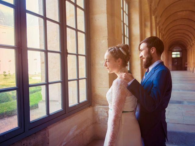 Le mariage de Charles et Margot à Saint-Denis, Deux-Sèvres 37