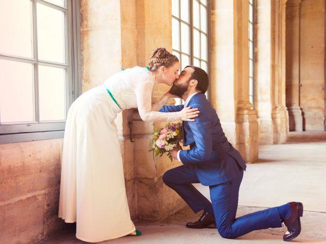 Le mariage de Charles et Margot à Saint-Denis, Deux-Sèvres 39