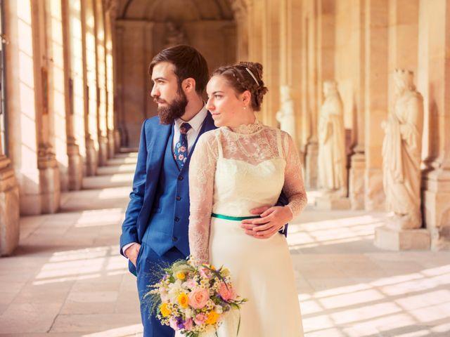 Le mariage de Charles et Margot à Saint-Denis, Deux-Sèvres 40