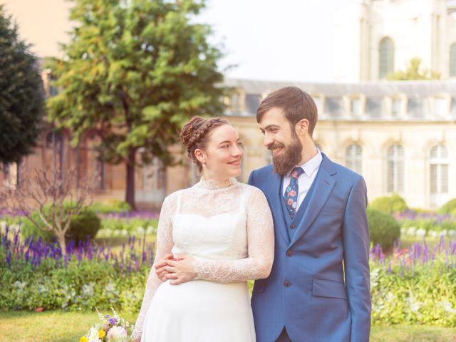 Le mariage de Charles et Margot à Saint-Denis, Deux-Sèvres 42