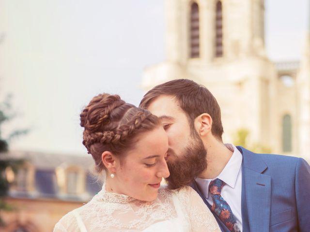 Le mariage de Charles et Margot à Saint-Denis, Deux-Sèvres 43