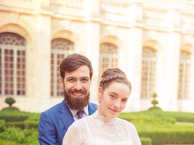 Le mariage de Charles et Margot à Saint-Denis, Deux-Sèvres 47