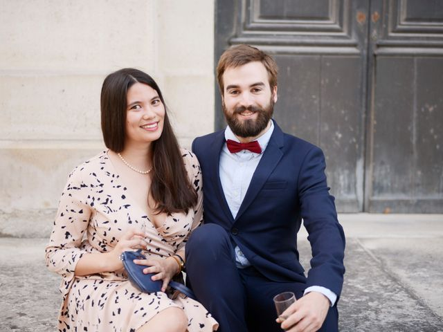 Le mariage de Charles et Margot à Saint-Denis, Deux-Sèvres 72
