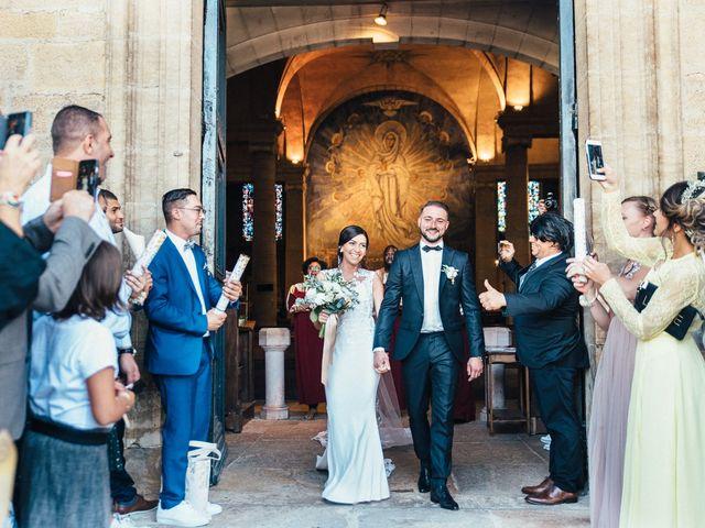 Le mariage de Alexis et William