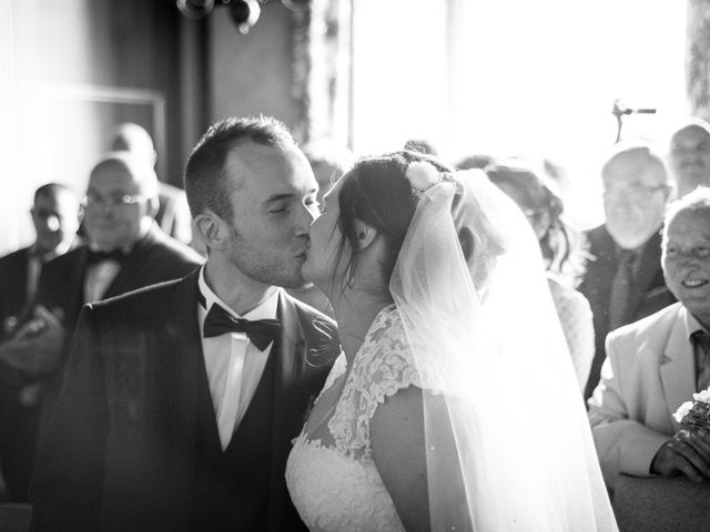 Le mariage de Fabien et Jessica à Paimpont, Ille et Vilaine 1