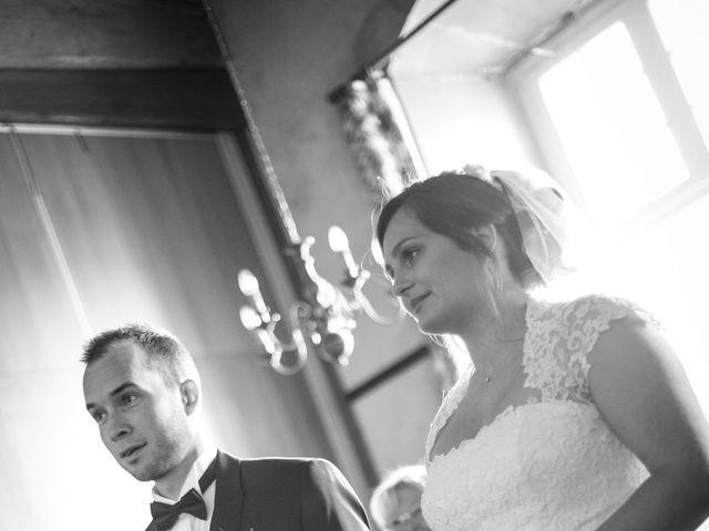 Le mariage de Fabien et Jessica à Paimpont, Ille et Vilaine 3