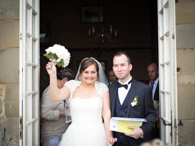Le mariage de Fabien et Jessica à Paimpont, Ille et Vilaine 4