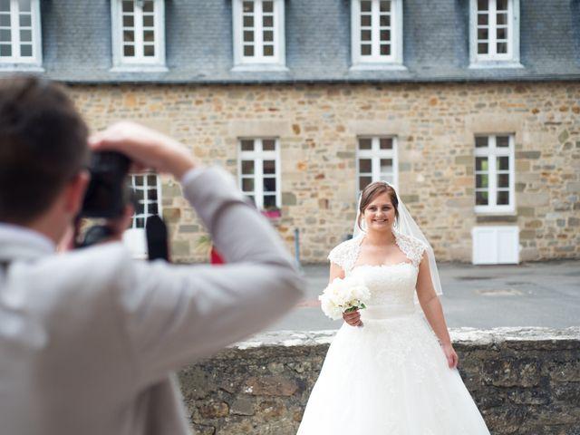 Le mariage de Fabien et Jessica à Paimpont, Ille et Vilaine 6