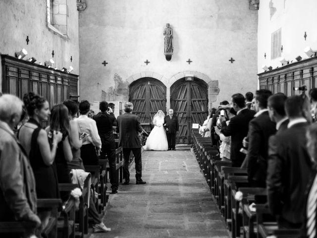 Le mariage de Fabien et Jessica à Paimpont, Ille et Vilaine 7