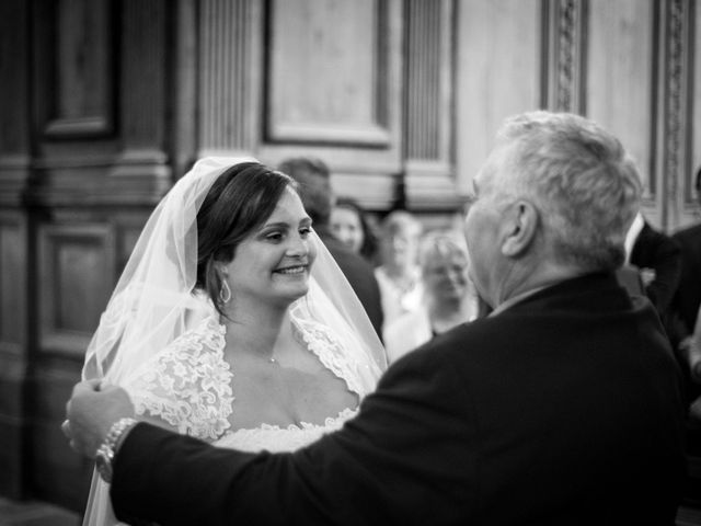 Le mariage de Fabien et Jessica à Paimpont, Ille et Vilaine 8