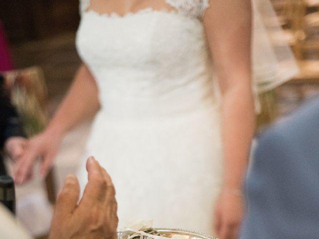 Le mariage de Fabien et Jessica à Paimpont, Ille et Vilaine 9