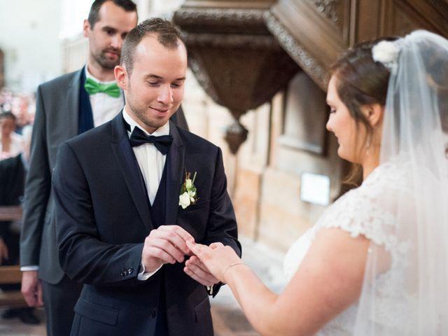 Le mariage de Fabien et Jessica à Paimpont, Ille et Vilaine 10