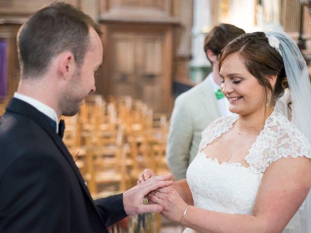 Le mariage de Fabien et Jessica à Paimpont, Ille et Vilaine 11