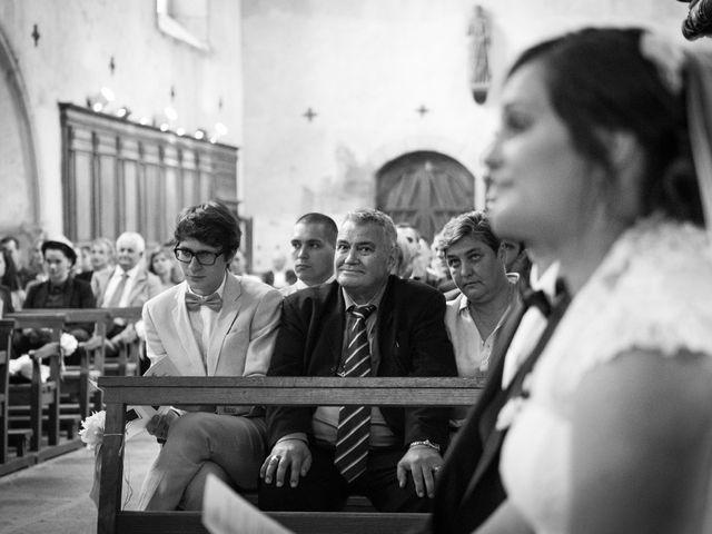 Le mariage de Fabien et Jessica à Paimpont, Ille et Vilaine 12