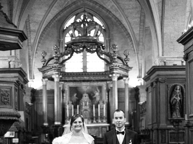 Le mariage de Fabien et Jessica à Paimpont, Ille et Vilaine 13
