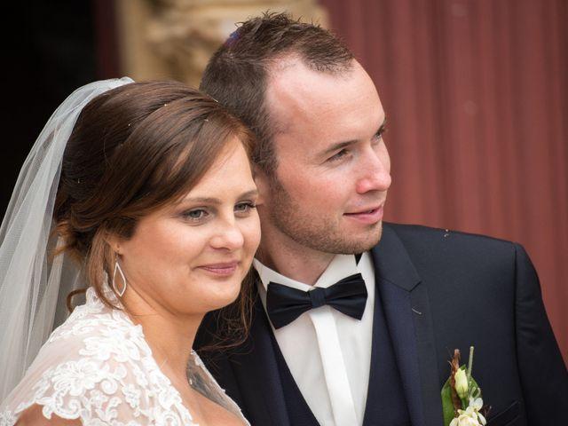Le mariage de Fabien et Jessica à Paimpont, Ille et Vilaine 14