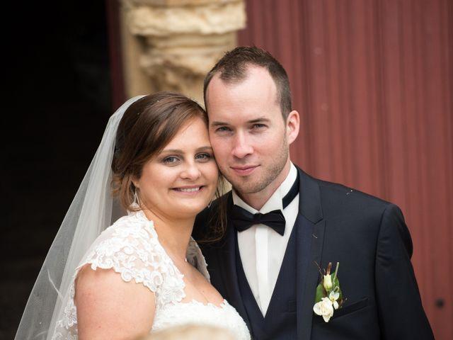 Le mariage de Fabien et Jessica à Paimpont, Ille et Vilaine 15