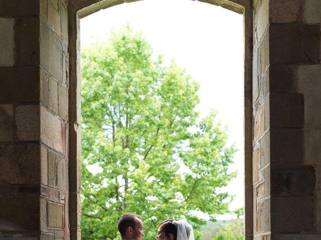 Le mariage de Fabien et Jessica à Paimpont, Ille et Vilaine 17