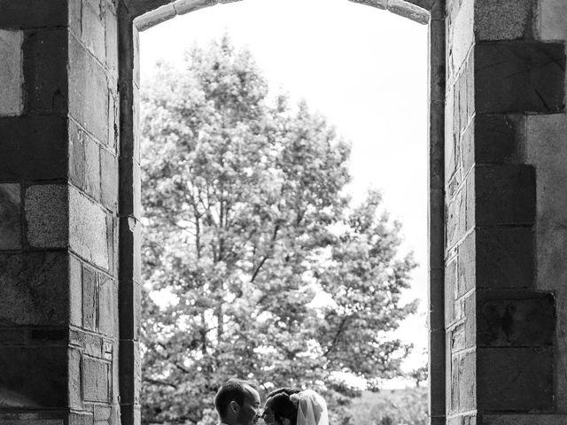 Le mariage de Fabien et Jessica à Paimpont, Ille et Vilaine 18
