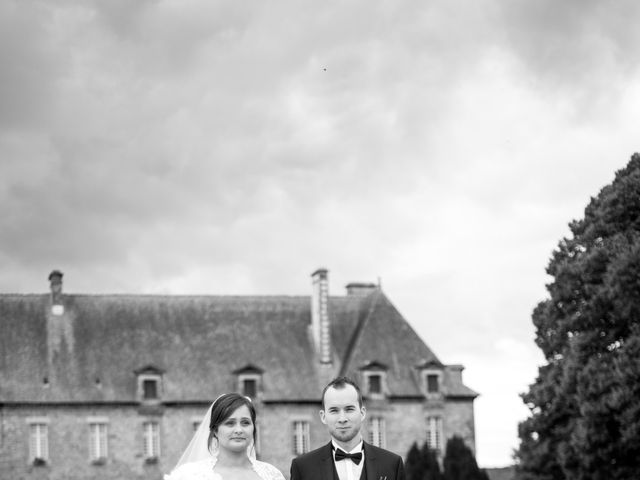 Le mariage de Fabien et Jessica à Paimpont, Ille et Vilaine 20