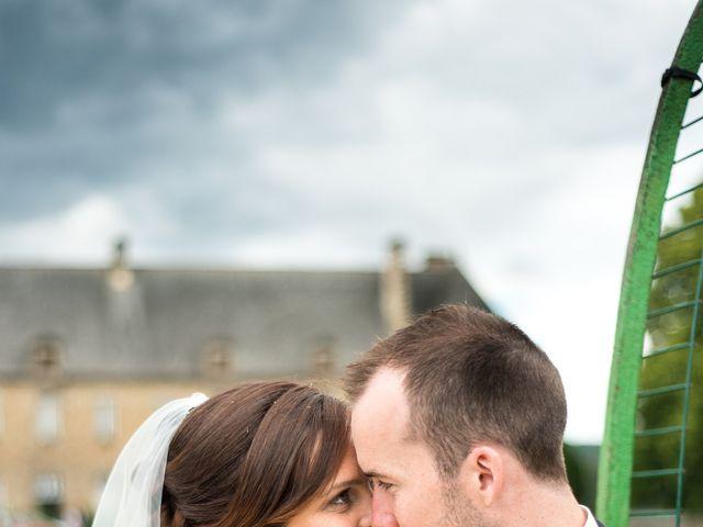 Le mariage de Fabien et Jessica à Paimpont, Ille et Vilaine 24