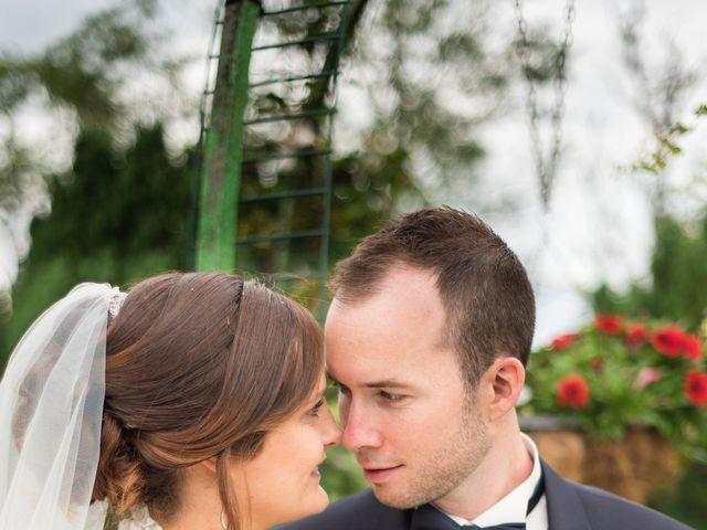 Le mariage de Fabien et Jessica à Paimpont, Ille et Vilaine 25