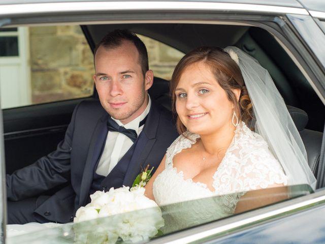 Le mariage de Fabien et Jessica à Paimpont, Ille et Vilaine 26