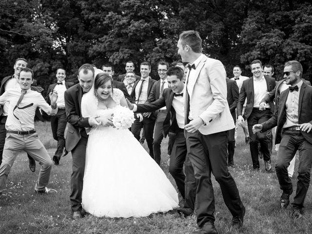 Le mariage de Fabien et Jessica à Paimpont, Ille et Vilaine 31