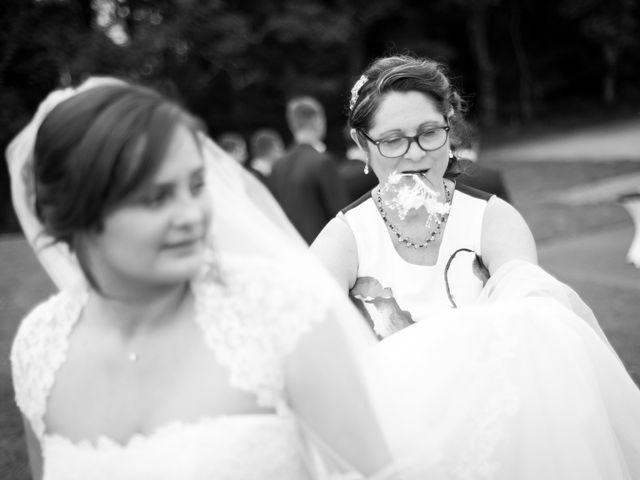Le mariage de Fabien et Jessica à Paimpont, Ille et Vilaine 32
