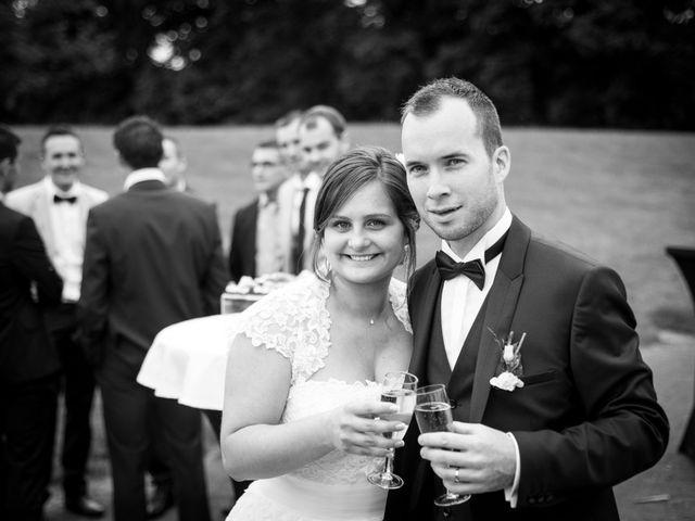 Le mariage de Fabien et Jessica à Paimpont, Ille et Vilaine 36
