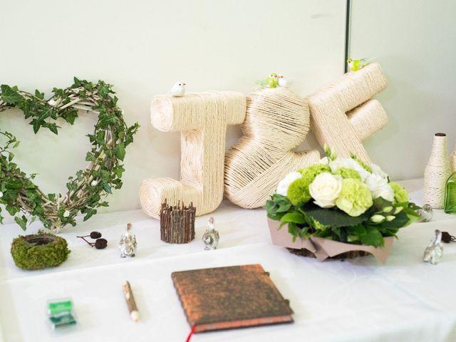 Le mariage de Fabien et Jessica à Paimpont, Ille et Vilaine 40