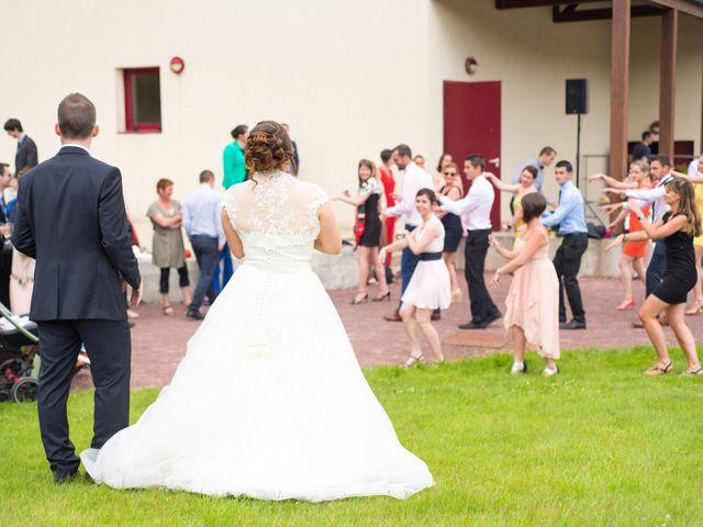 Le mariage de Fabien et Jessica à Paimpont, Ille et Vilaine 43
