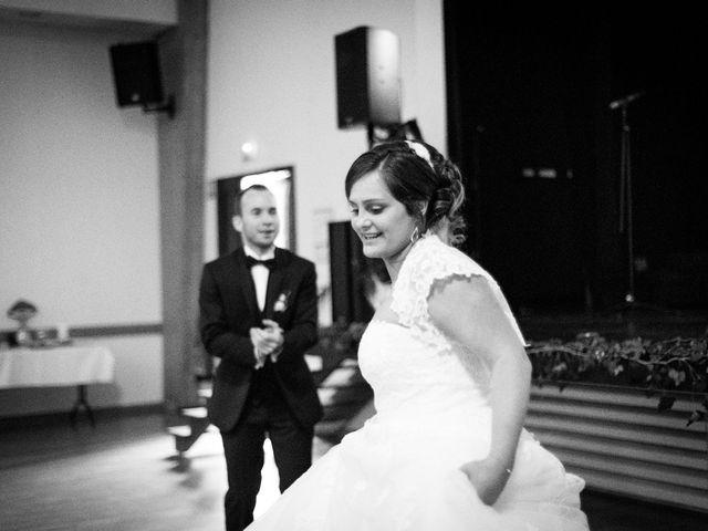 Le mariage de Fabien et Jessica à Paimpont, Ille et Vilaine 52