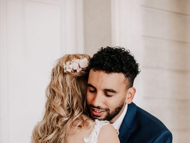 Le mariage de Hamza et Sarah à Besançon, Doubs 48