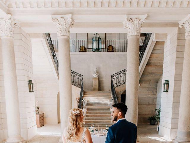 Le mariage de Hamza et Sarah à Besançon, Doubs 54