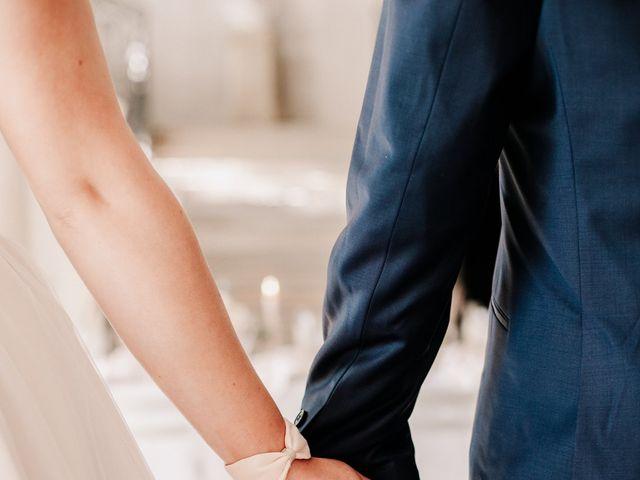 Le mariage de Hamza et Sarah à Besançon, Doubs 55