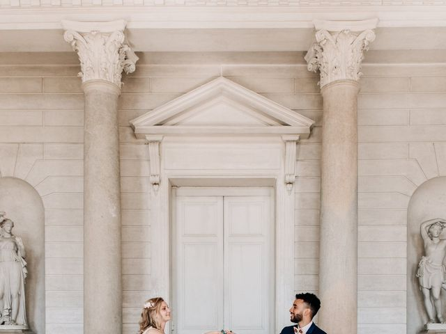 Le mariage de Hamza et Sarah à Besançon, Doubs 60