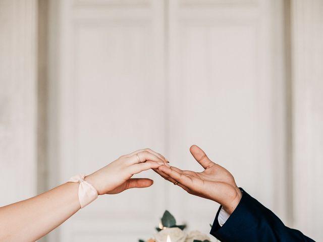 Le mariage de Hamza et Sarah à Besançon, Doubs 61