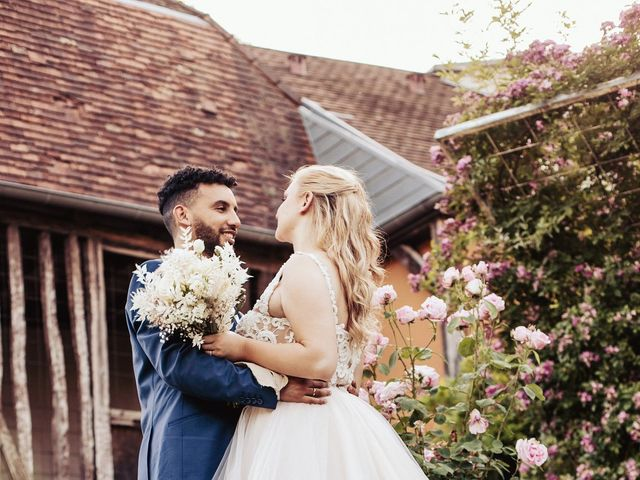 Le mariage de Hamza et Sarah à Besançon, Doubs 68