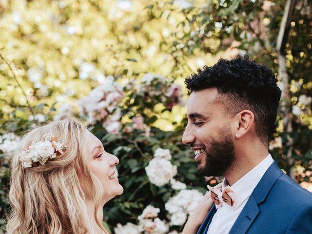 Le mariage de Hamza et Sarah à Besançon, Doubs 71