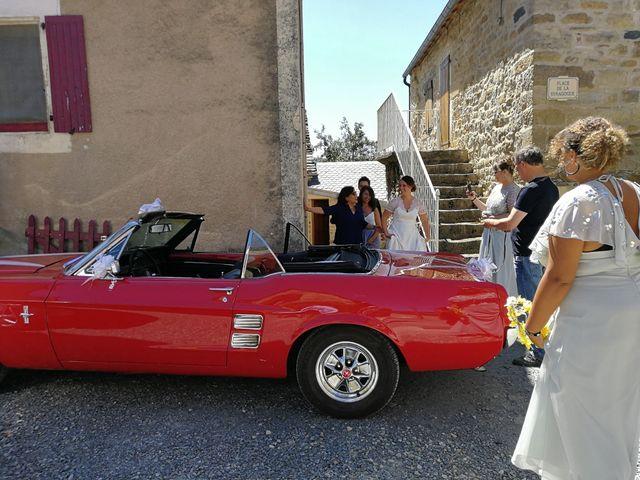 Le mariage de Manu et Fanny à Millau, Aveyron 31