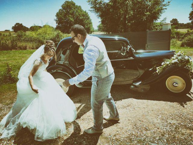 Le mariage de Aurélien et Julie à Dornes, Nièvre 10