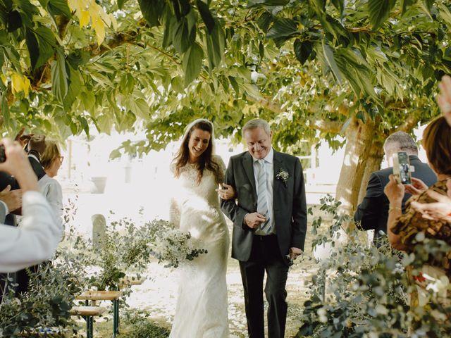 Le mariage de Matthieu et Emilie à Blaye, Gironde 17